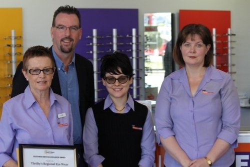Excellence in Customer Service Awards